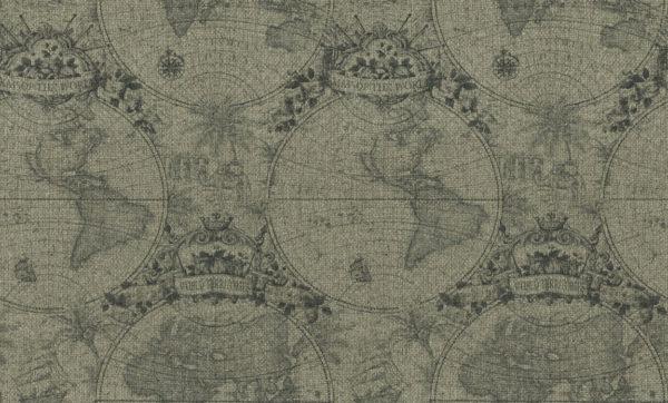 Виниловые обои Rasch Globe 938920